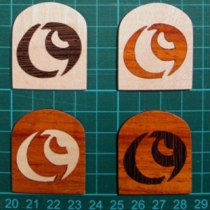 etiquettes logo okleina