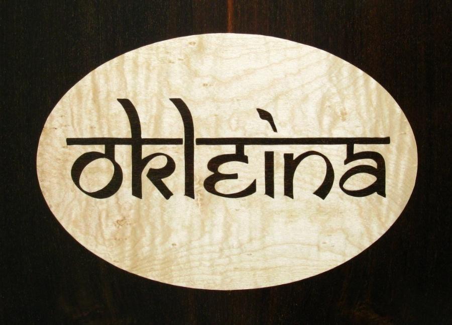 marqueterie Okleina