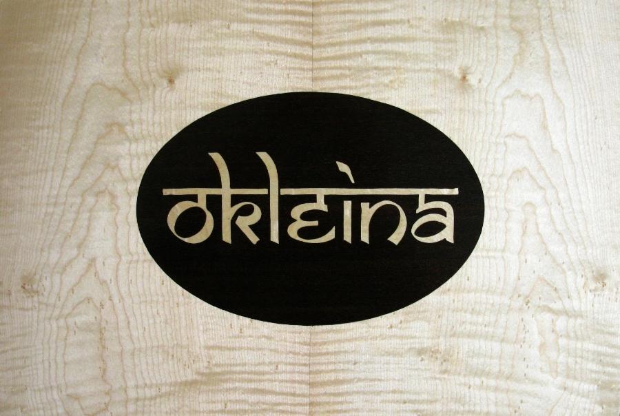 Okleina _ marqueterie
