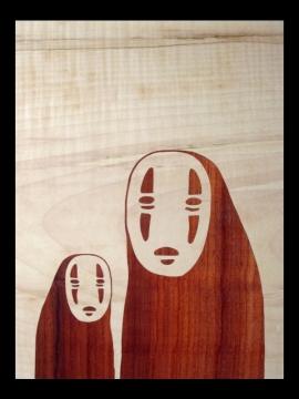 marqueterie kanoashi