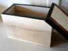 boîte placage érable ondé 1